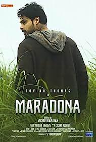 Tovino Thomas in Maradona (2018)