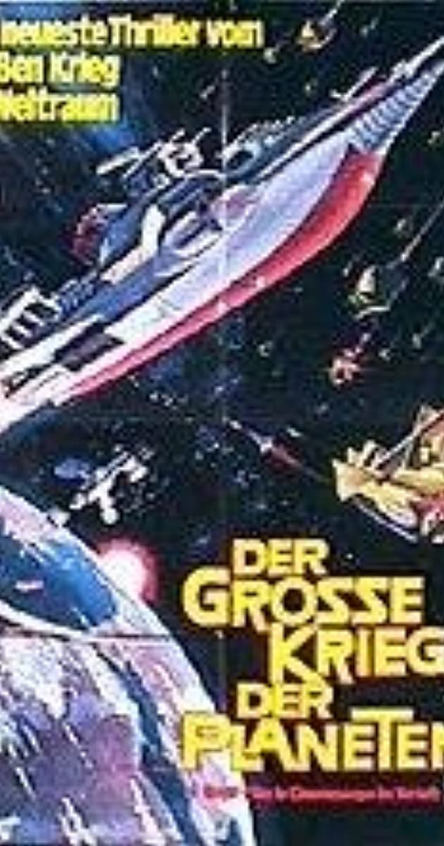 Subtitle of The War in Space