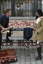 Paris Skylight Poster