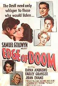 Edge of Doom (1950) Poster - Movie Forum, Cast, Reviews