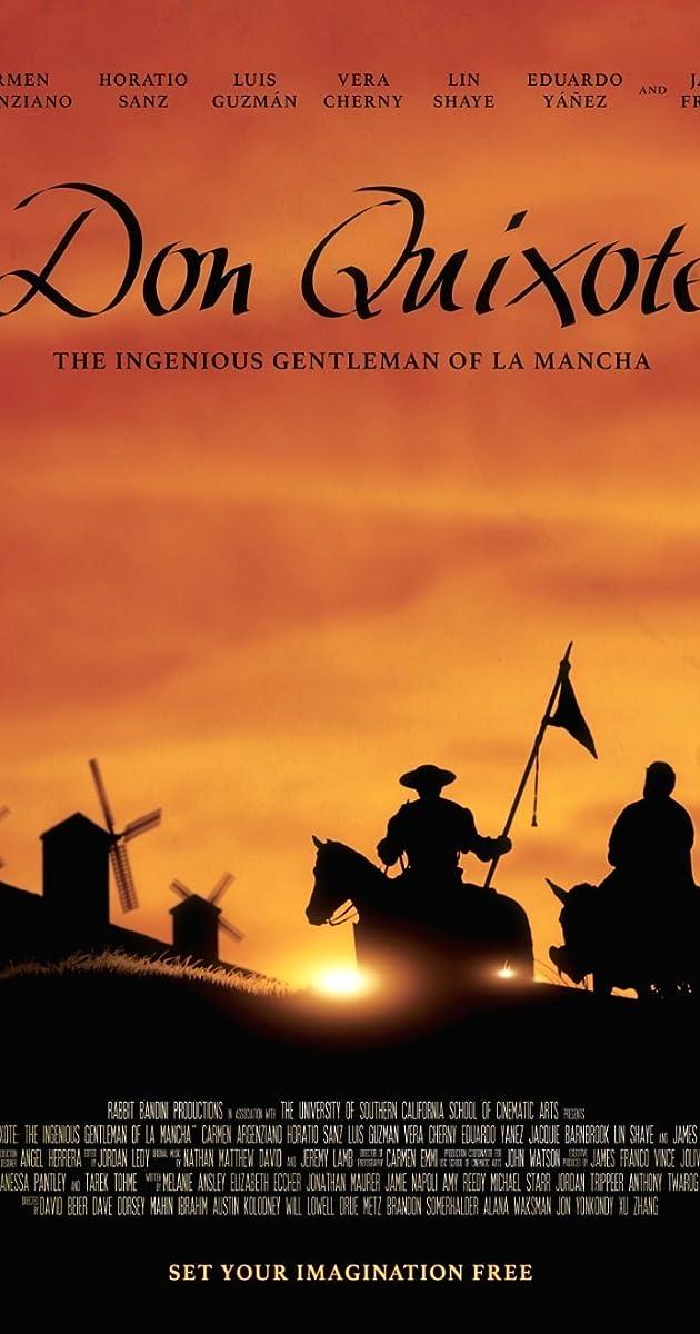 Subtitle of Don Quixote