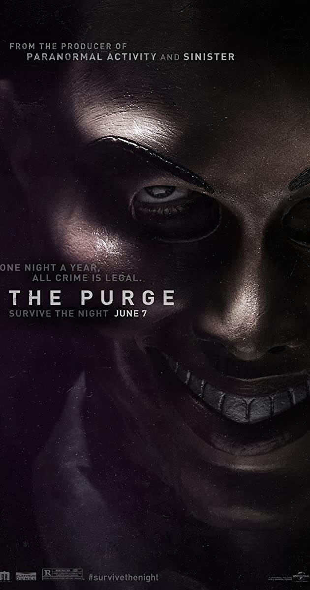 Subtitle of The Purge