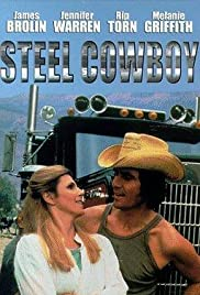 Steel Cowboy Poster