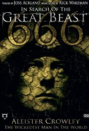 In Search of the Great Beast 666: Aleister Crowley Poster