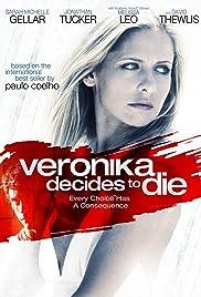 Veronika Decides to Die Poster