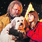 Hugh Bonneville, Nell Tiger Free, and Pudsey in Mr. Stink (2012)