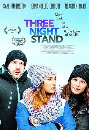 Where to stream Three Night Stand