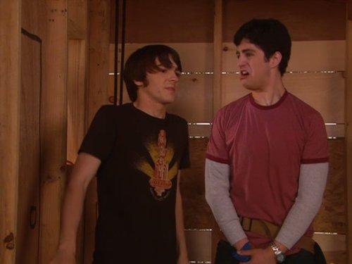 Drake y Josh 4×10 – Casa del árbol