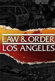 Law & Order: LA Poster
