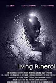 Living Funeral Poster