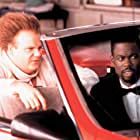 Chris Farley and Chris Rock in Beverly Hills Ninja (1997)