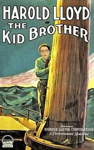 Harold Lloyd in The Kid Brother (1927)