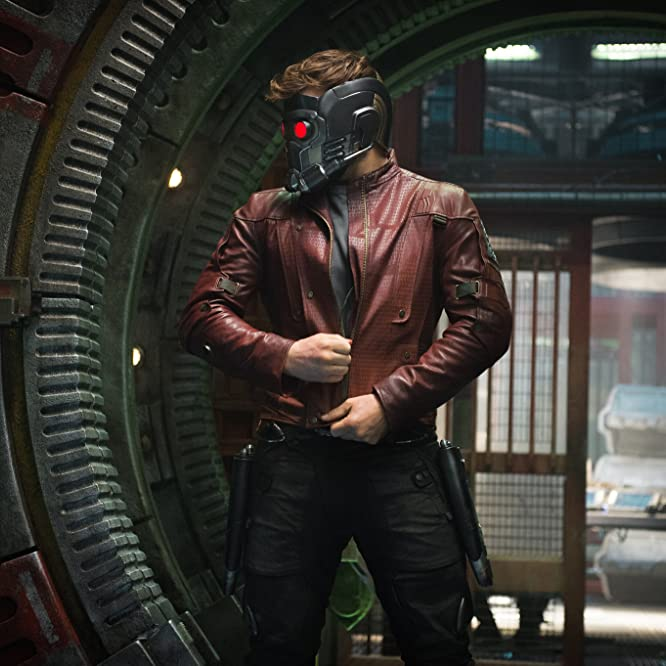 Chris Pratt in Guardians of the Galaxy (2014)