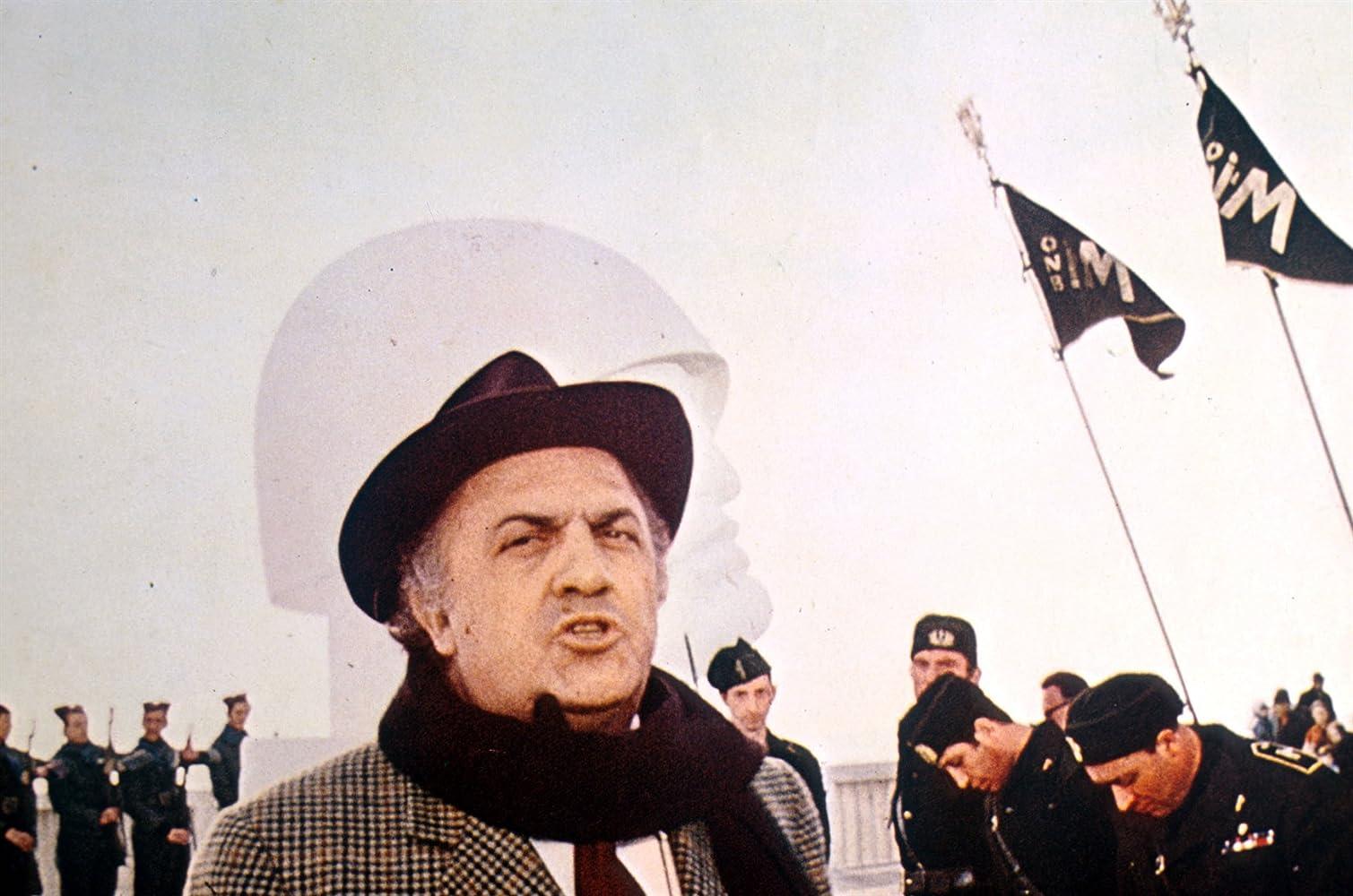 Federico Fellini in Roma (1972)