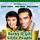 Sean Connery, Janet Munro, and Albert Sharpe in Darby O'Gill and the Little People (1959)