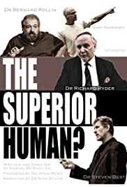 The Superior Human? Poster
