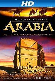 Arabia 3D Poster