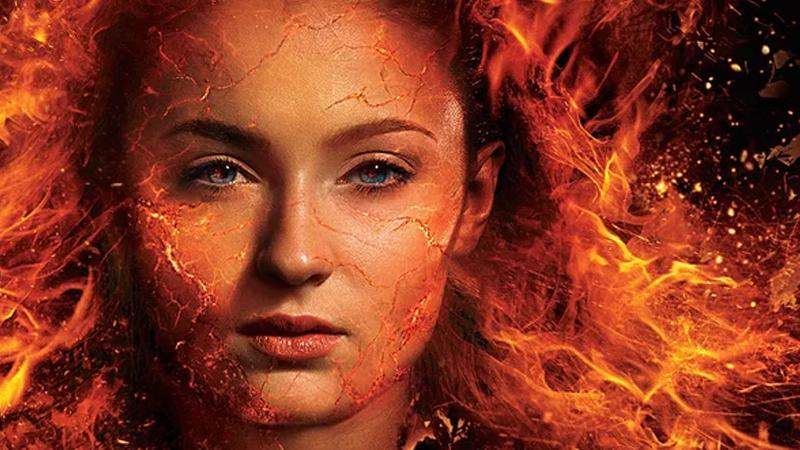 Sophie Turner in Dark Phoenix (2019)