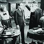 Eugenie Besserer, Al Jolson, and Warner Oland in The Jazz Singer (1927)