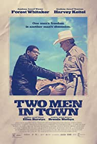 Harvey Keitel and Forest Whitaker in Two Men in Town (2014)
