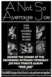 A Not So Average Joe Poster