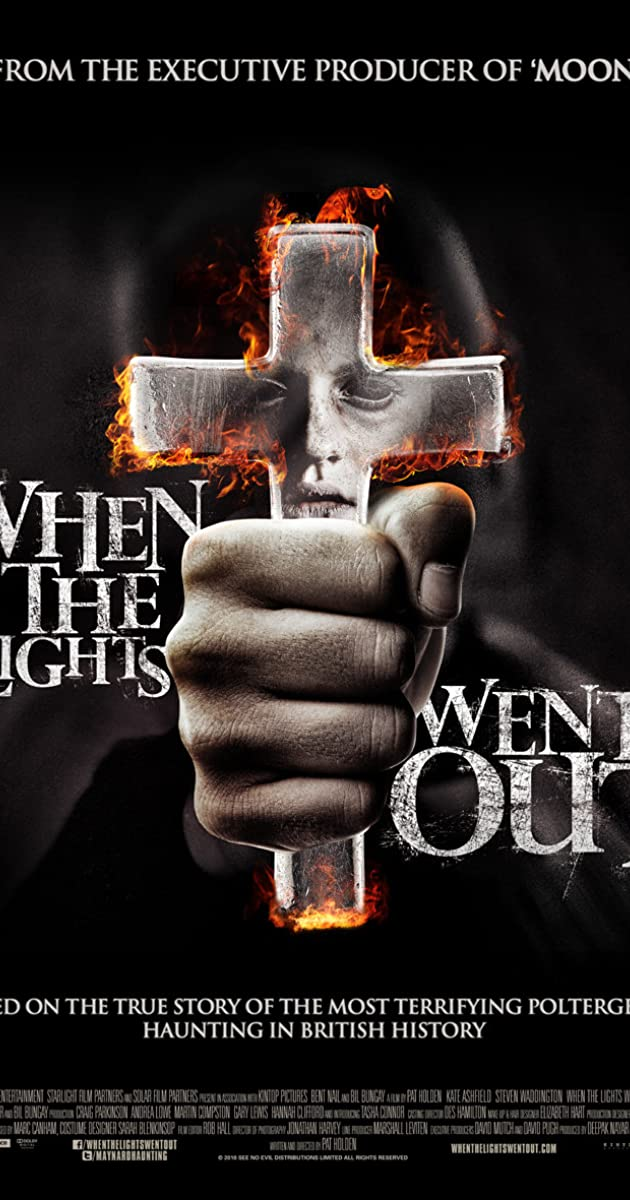 Subtitle of When the Lights Went Out