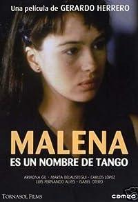 Primary photo for Malena es un nombre de tango