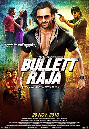 Where to stream Bullett Raja