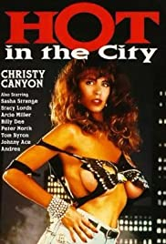 Hot in the City Poster