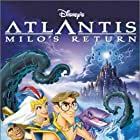 Corey Burton, Phil Morris, Cree Summer, and James Arnold Taylor in Atlantis: Milo's Return (2003)