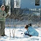 Sigourney Weaver and Alan Rickman in Snow Cake (2006)