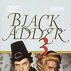 Rowan Atkinson and Hugh Laurie in Blackadder the Third (1987)