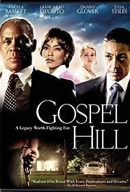 Angela Bassett, Danny Glover, Giancarlo Esposito, and Julia Stiles in Gospel Hill (2008)