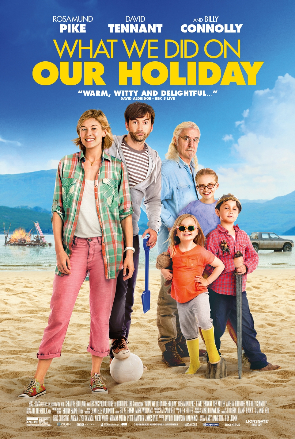 Image of: Chevy Chase What We Did On Our Holiday 2014 Imdb What We Did On Our Holiday 2014 Imdb