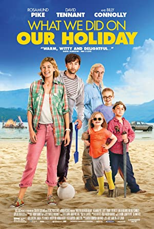Where to stream What We Did on Our Holiday