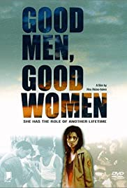 Good Men, Good Women Poster