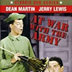 Jerry Lewis and Dean Martin in At War with the Army (1950)