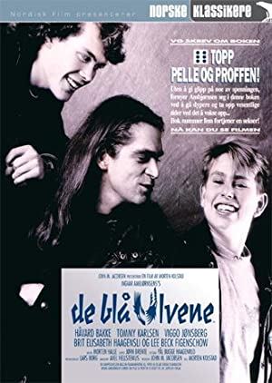 De blå ulvene (1993) on DVD 13