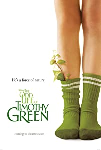 Watch english movie links online The Odd Life of Timothy Green [1920x1080]