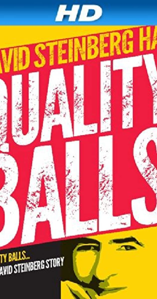 Quality.Balls.The.David.Steinberg.Story.2013.1080p.WEBRip.x264-RARBG