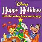 Christine Cavanaugh and Jim Cummings in Darkwing Duck (1991)