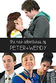 The New Adventures of Peter and Wendy Poster