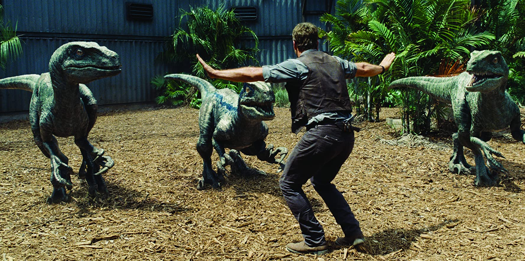 Film Jurassic World (2015).