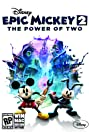 Epic Mickey 2: The Power of Two (2012) Poster