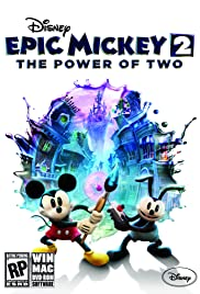 Epic Mickey 2: The Power of Two Poster