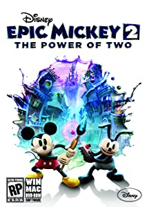 Epic Mickey 2: The Power of Two movie download in mp4