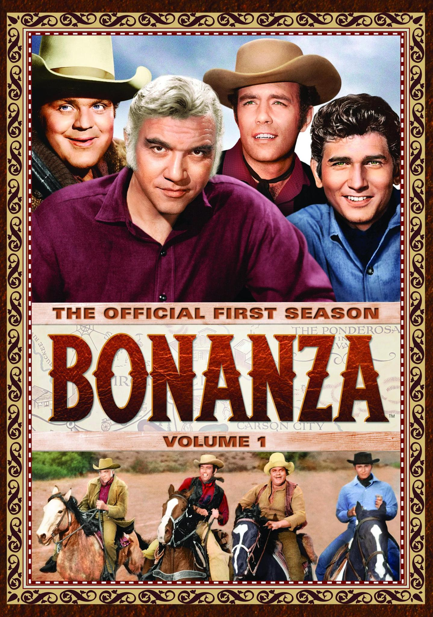 Bonanza Tv Series 19591973 Imdb