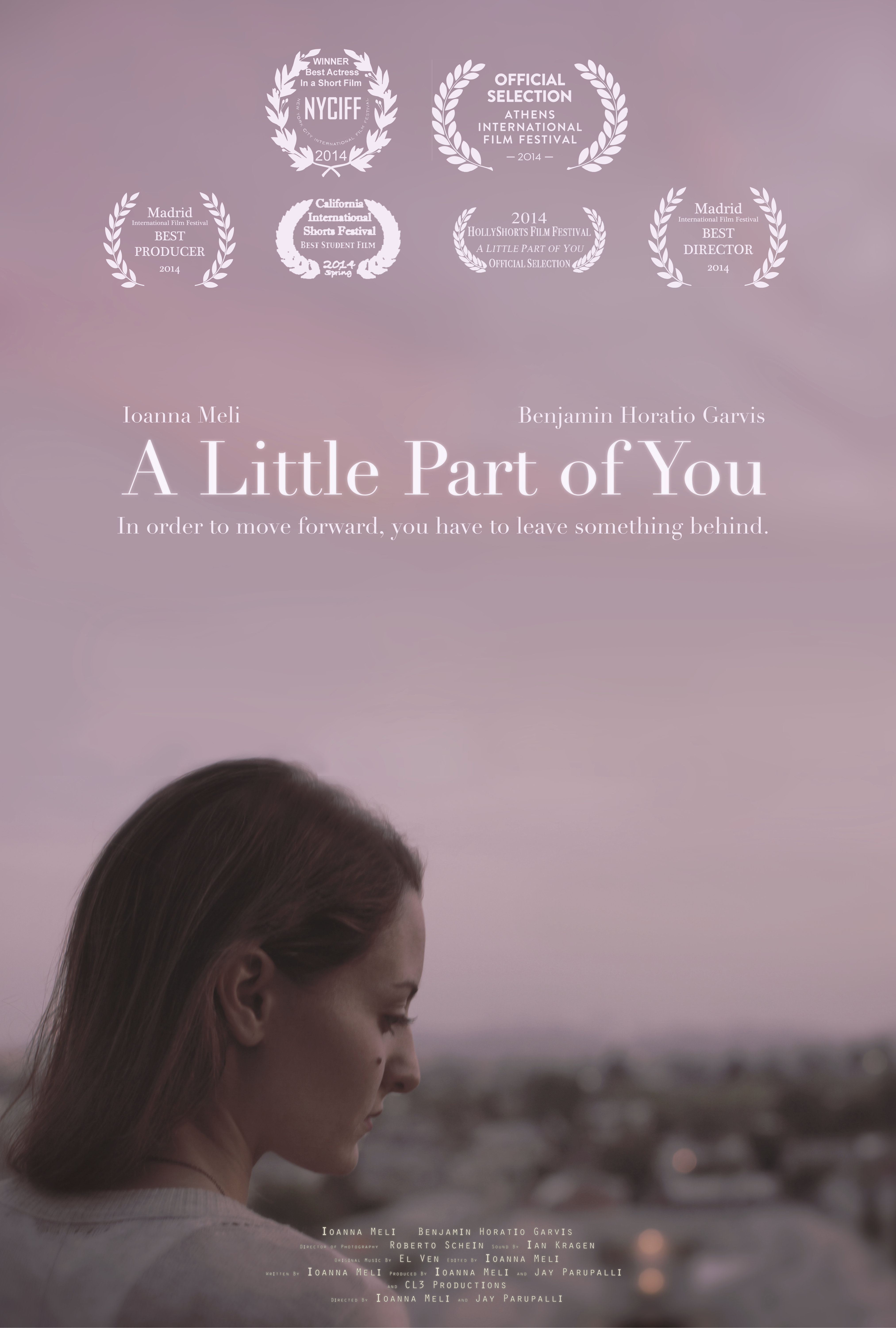 A Little Part of You (2014)