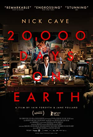 20,000 Days on Earth (2014) online sa prevodom