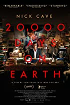 20,000 Days on Earth (2014) Poster